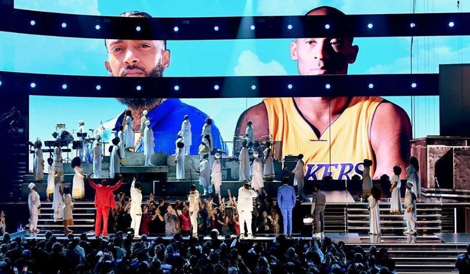62ème cérémonie des Grammy Awards : hommage à Nipsey Hussle et Kobe Bryant