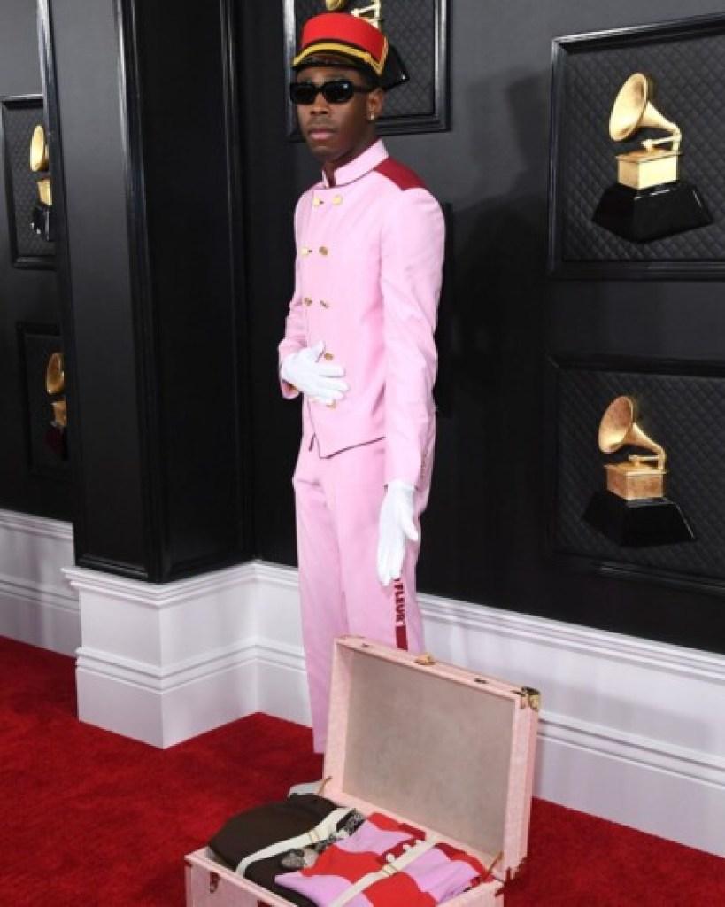 Grammy Awards Looks : Tyler, The Creator, Meilleur album rap 2020