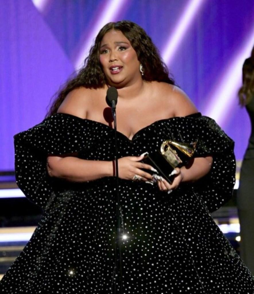 Grammy Awards Looks : Lizzo