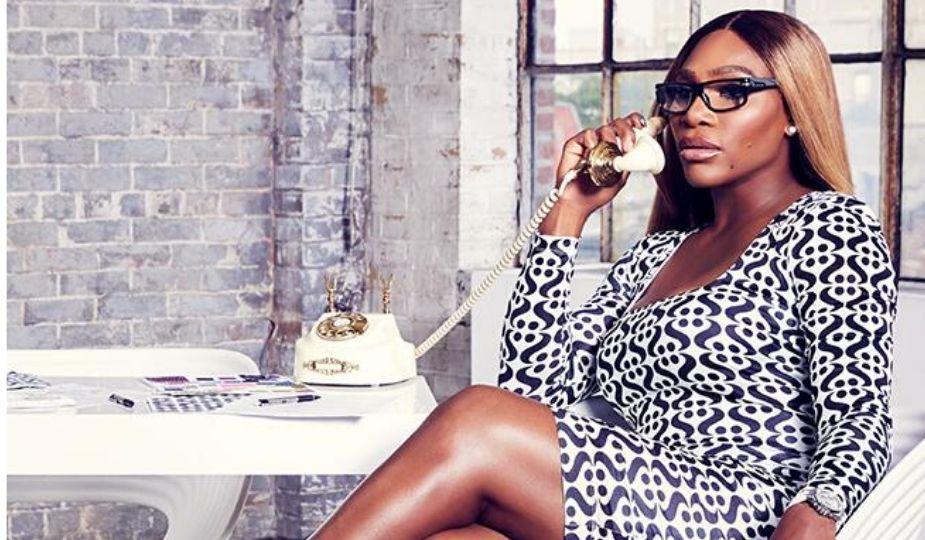 Serena Williams, athlète et femme d'affaires
