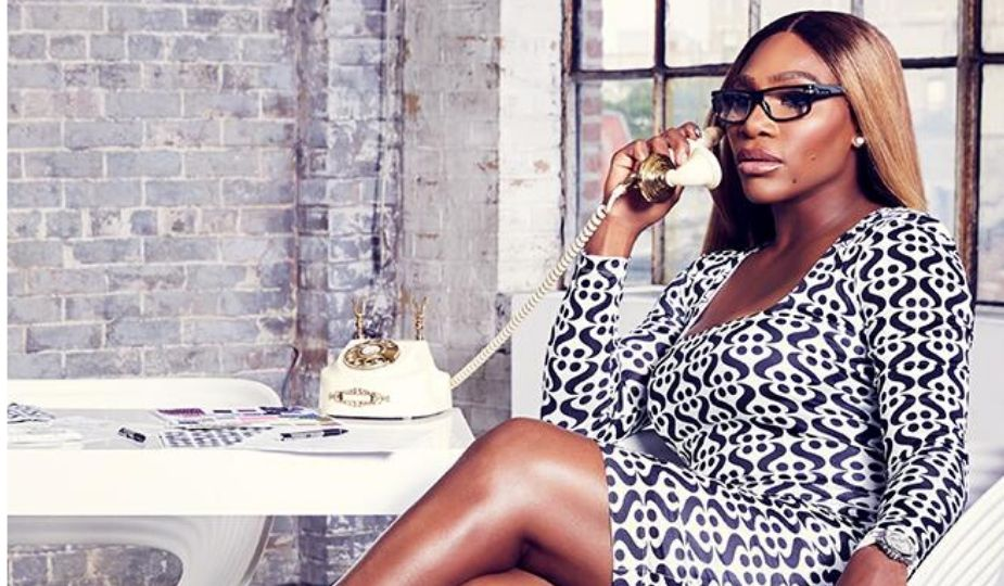 Serena Williams, athlète et femme d'affaires