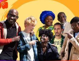 Il a déjà tes yeux (série) avec Lucien Jean-Baptiste, Aïssa Maïga et Michel Bohiri