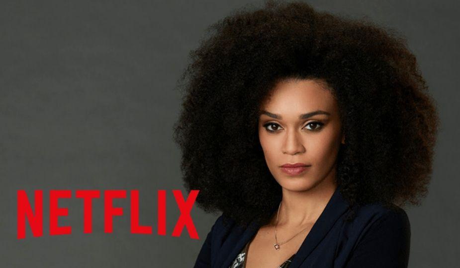 Pearl Thusi (Queen Sono, Netflix)