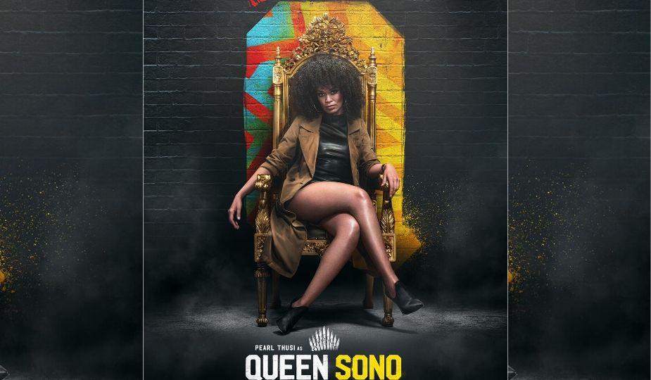 Queen Sono, série originale Netflix avec Pearl Thusi