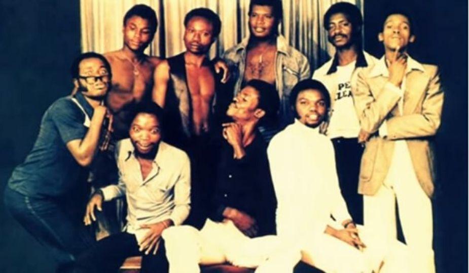 Super Mazembe Orchestra - Kasongo wa Kanema - Rumba congolaise