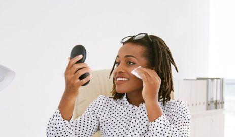 Make-up et peau parfaite