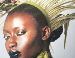 CFemme Throwback : Make-up plantes et mode - Dzaleu.com