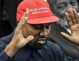 Kanye West candidat à la Maison-Blanche