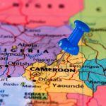 cameroun map carte