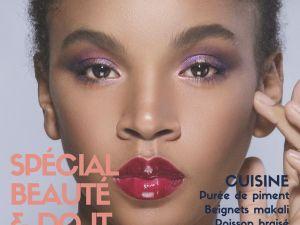 cover DZALEU MAG - 01 - Spécial Beauté et Cuisine