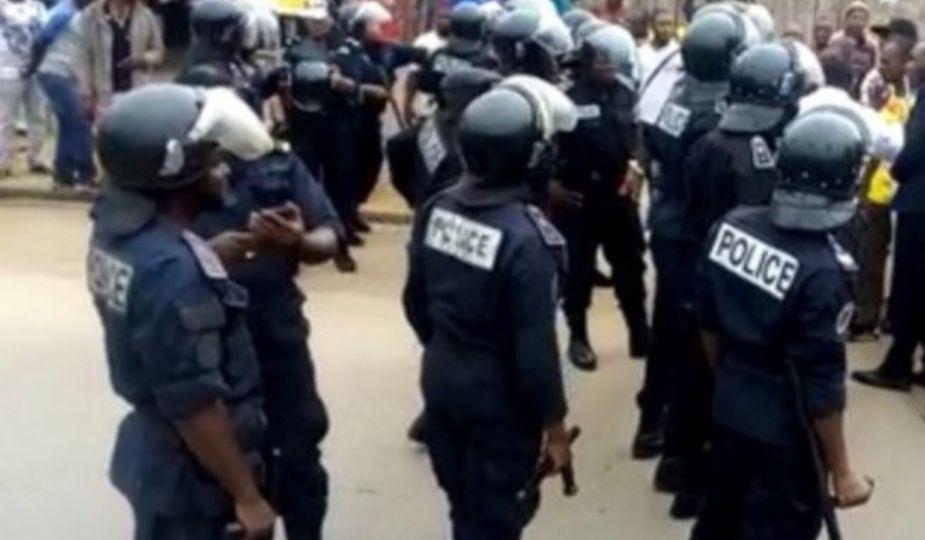police cameroun