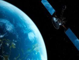 satellite spatial espace
