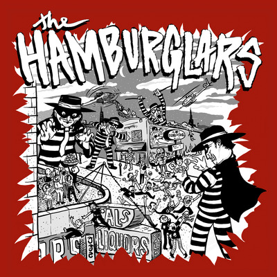 """The Hamburglars - 10"""""""
