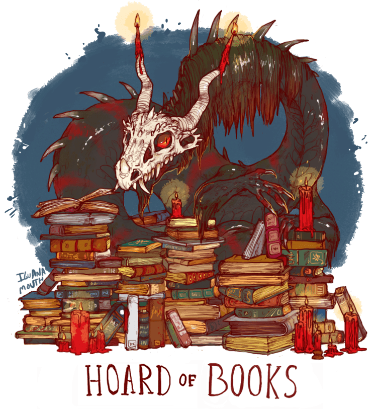 Image result for book hoard