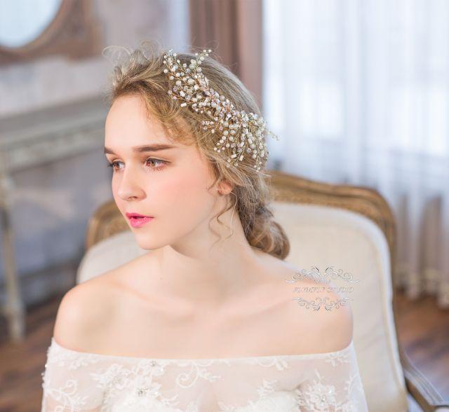 handmade wedding hair accessories, bridal hair pins, formal hair pins, wedding hair piece, best bridesmaid gift, bridesmaid hair clip j631g4862 from