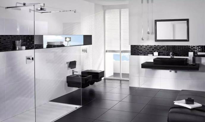 carrelage pour une salle de bains
