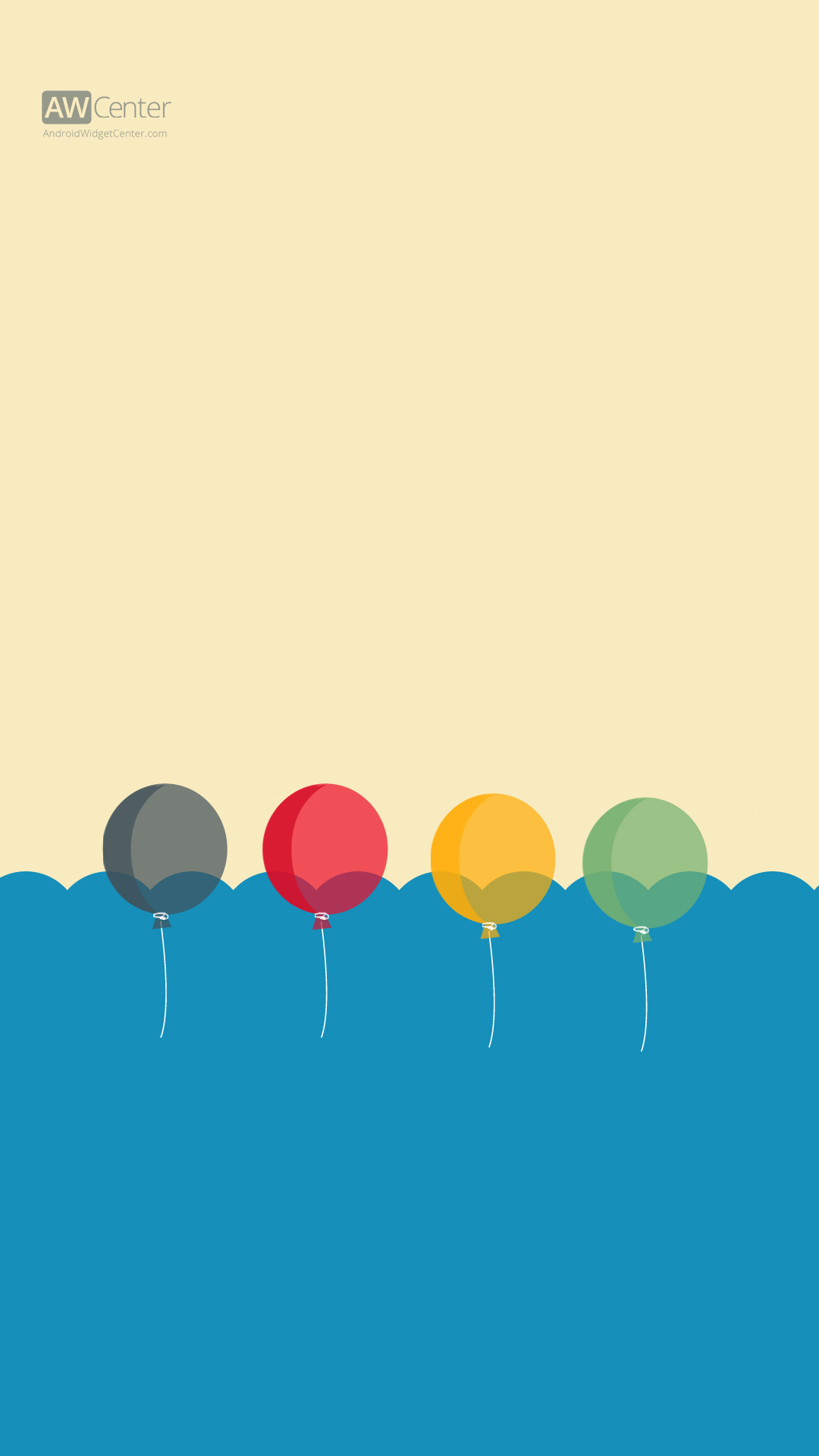 Android HD Wallpaper Balloons PIC MCH01059