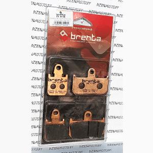 Колодки тормозные BRENTA FT3063 органические