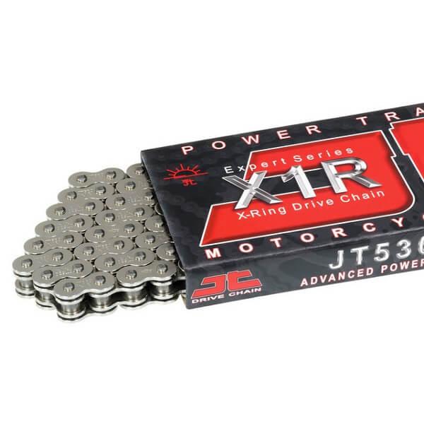 Цепь приводная JT 525X1R (N&N) X-ring 112 звеньев для мотоцикла