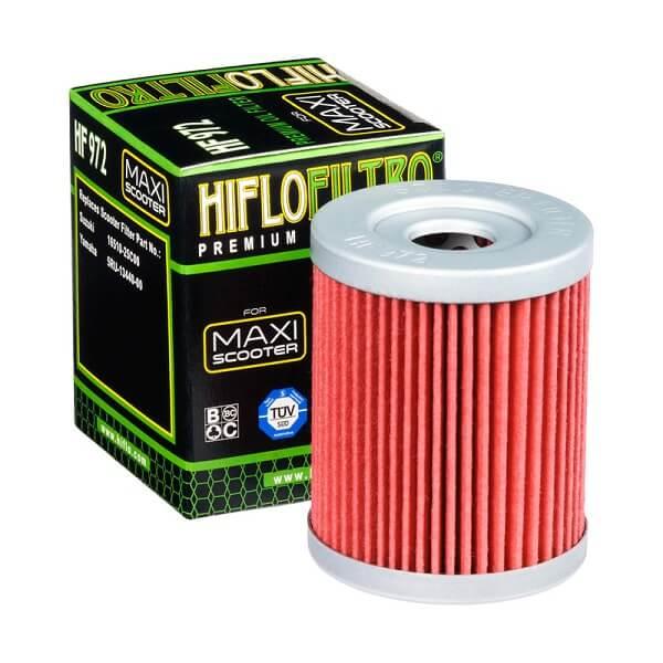 Фильтр масляный HIFLOFILTRO HF972 для мотоцикла Suzuki, Yamaha