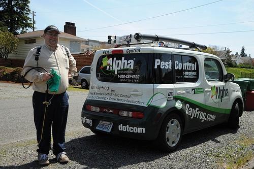 pest control methods