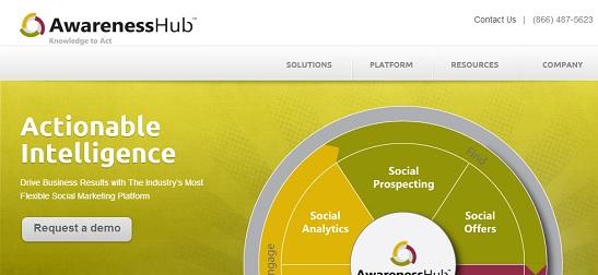 Awareness Hub