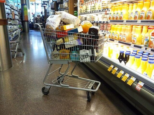 food and water supplies