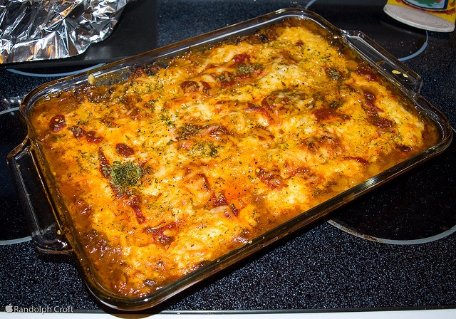 Lasagna as a  Christmas Dinner Idea