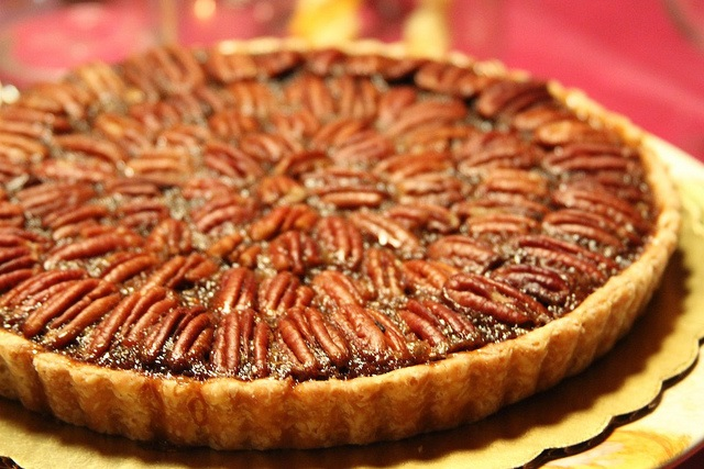 Pecan Pie for thanksgiving day
