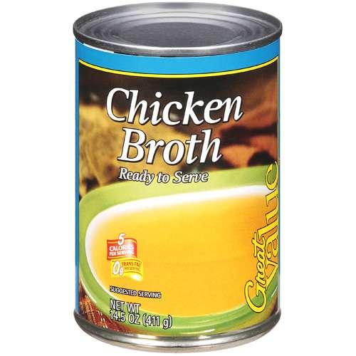 chicken broth
