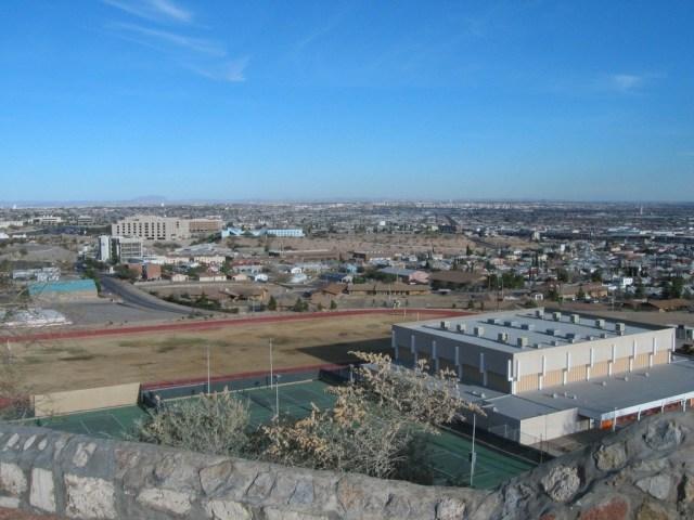 El Paso High School – Texas