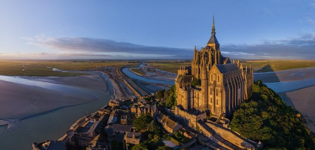 Mont Saint-Michel Monastery