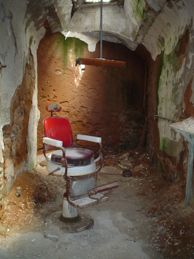 Eastern State Penitentiary – Pennsylvania