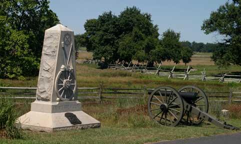 Gettysburg Battlefield – Pennsylvania