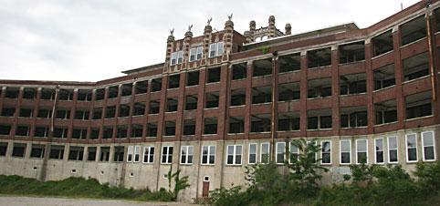Waverly Hills Sanatorium – Kentucky