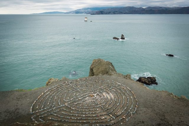 Land's End Labyrinth