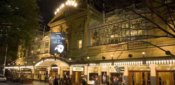Princess Theatre – Australia