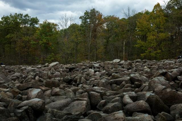 Ringing Rocks State Park