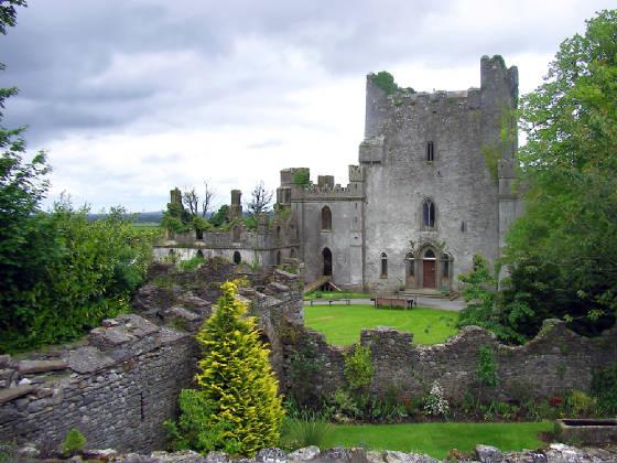 Leap Castle, Roscrea, Co. Offaly