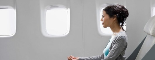How Meditating As You Travel Can Help Beat Your Fear of Flying