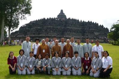 印尼佛教塔