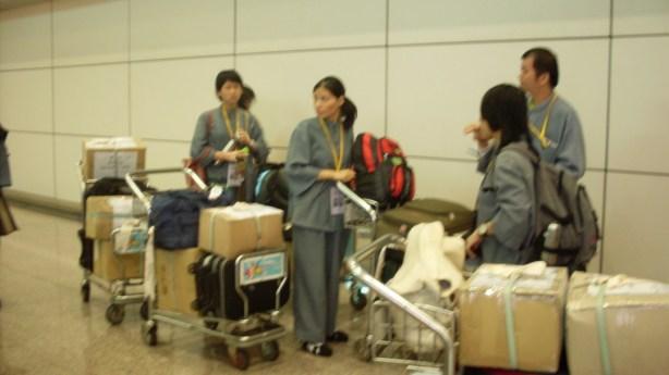 2008年跨國遊學-抵逹2