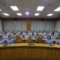 滿紀法師為同學們主講《認識編藏處 – 佛光大藏經》,让同学们更了解了编藏的过程。