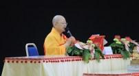 妙穆法師講授「人間佛教的戒律」