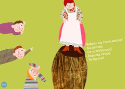 bajki dla dzieci: babcia