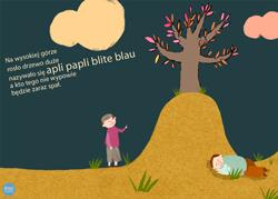 bajki dla dzieci: drzewo