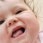 Opryszczka wargowa u dziecka