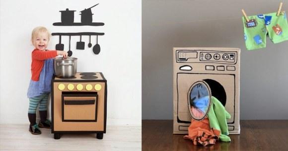 Zabawki kreatywne – kilka pomysłów, jak zrobić coś z niczego