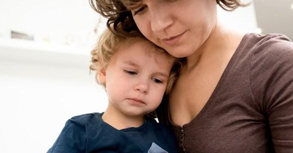 Jak rozmawiać z dzieckiem, które się boi?