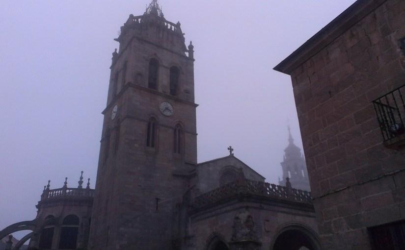 W drodze do Santiago de Compostela – Lugo